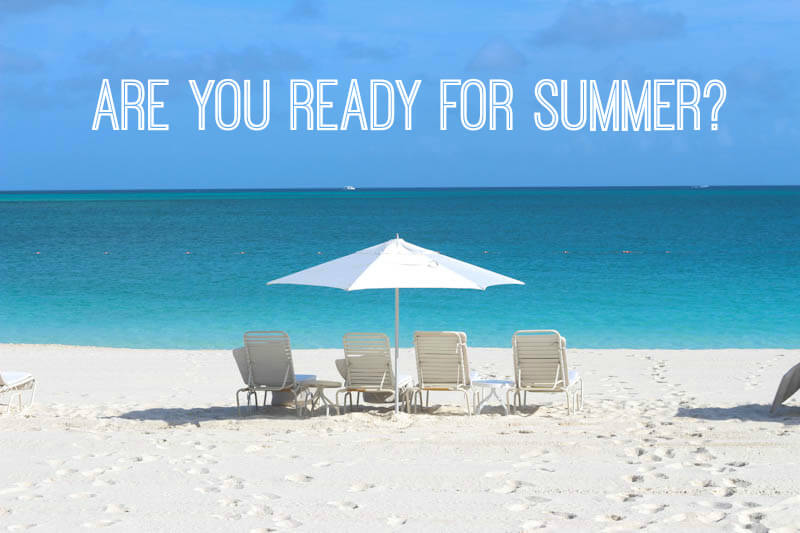 """Getting """"summer-ready"""" Series"""